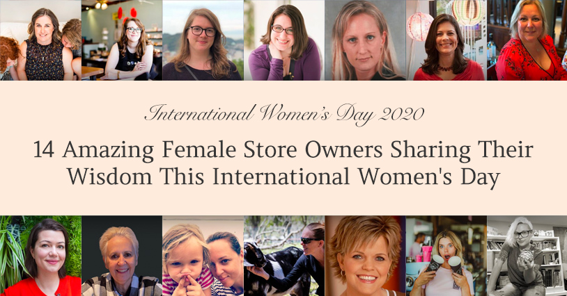 14 Amazing Female Store Owners Sharing Their Wisdom This International Women's Day