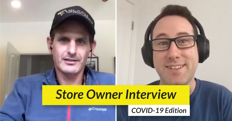 [Store Owner Interview] How Chris From Black Project Paddle Board Equipment Is Saving His Business During COVID-19 Crisis