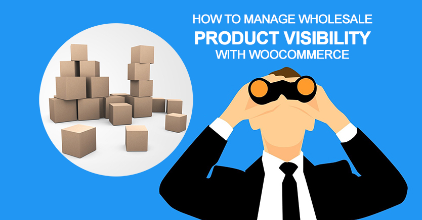 managing wholesale product visibility