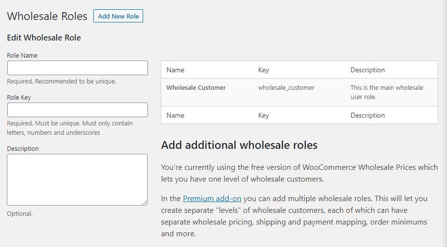 WooCommerce user accounts