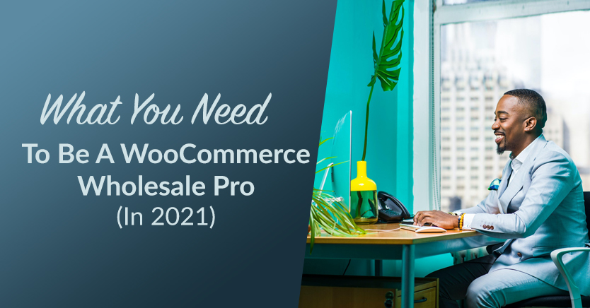 What You Need To Be A WooCommerce Wholesale Pro (In 2021)