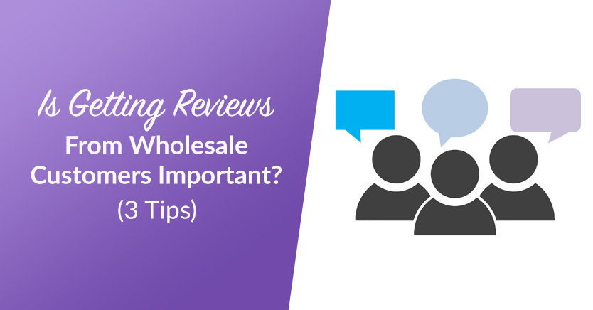Is Getting Reviews From Wholesale Customers Important? (3 Tips)
