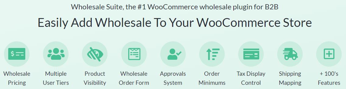Wholesale Suite WooCommerce plugin.